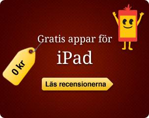 Gratis iPad-appar